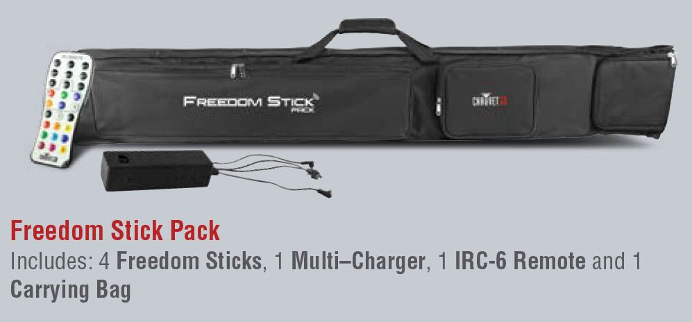 Freedom Stick Pack