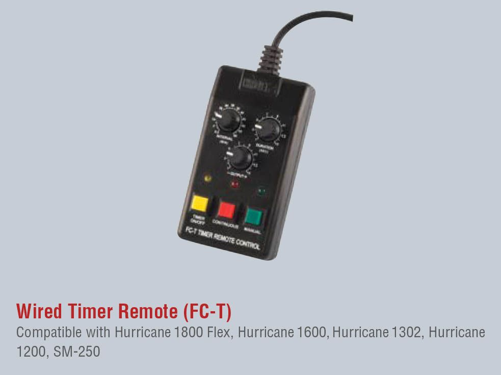 Wired Timer Remote (FC-T)